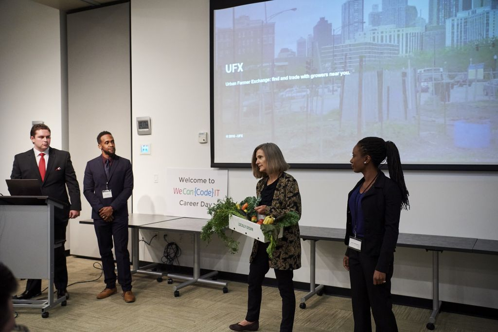Coding Bootcamp. UBX, Urban Farmers Exchange app. Final project.