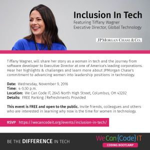 Inclusion In Tech