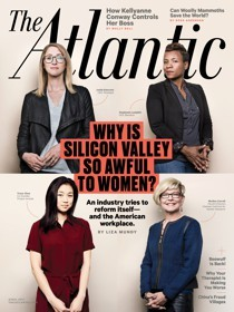 Why Is Silicon Valley So Awful to Women