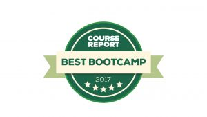 Best Coding Bootcamp Badge 2017