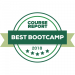 best rated coding bootcamp course report