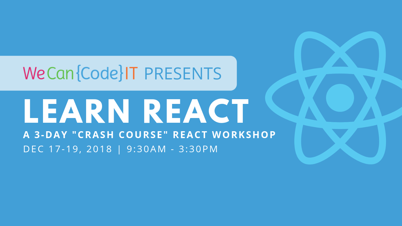 learn react workshop