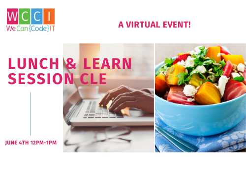 We Can Code IT Lunch & Learn software development careers