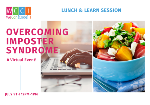 WCCI Lunch & Learn Imposter Syndrome