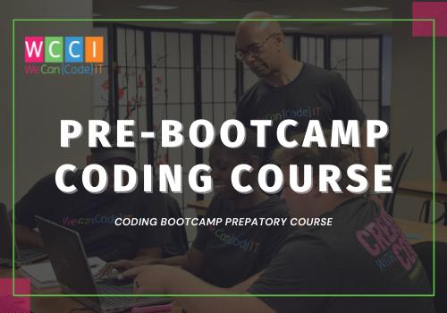Pre bootcamp