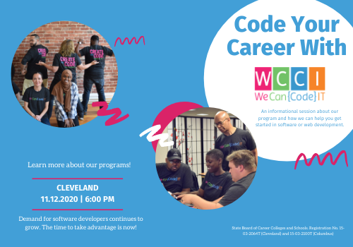 Code Your Career Info Session