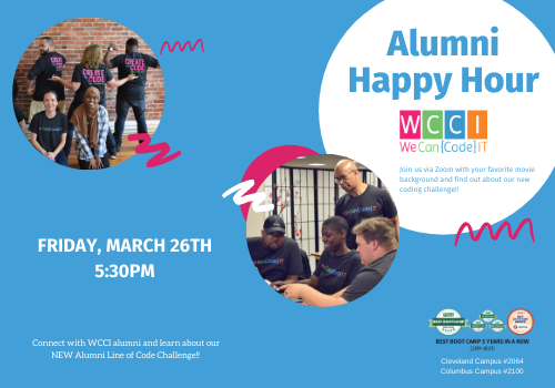 Alumni Happy Hour!