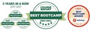 Best Bootcamp Badges 2021