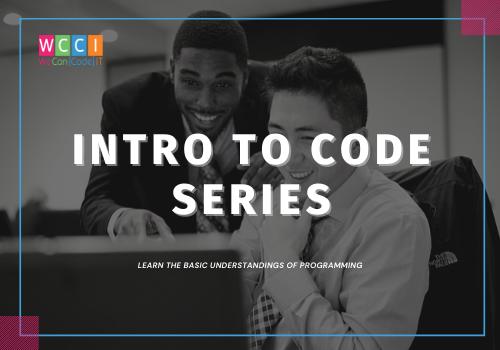 Intro to Code Series