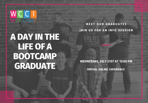 A Day in the Life Of A Bootcamp Graduate