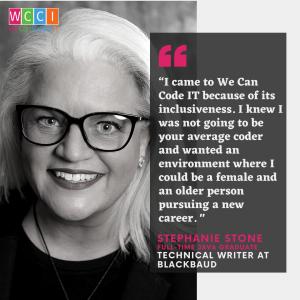 Stephanie's quote