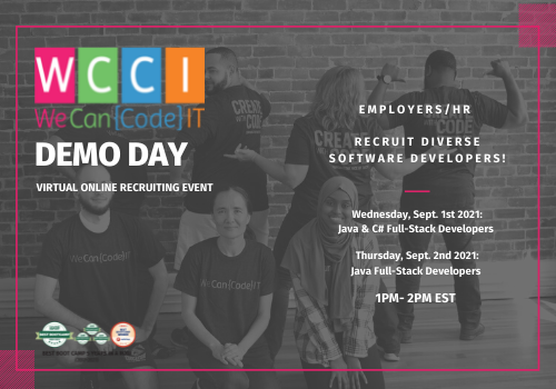 Demo Day Virtual Recruiting Event